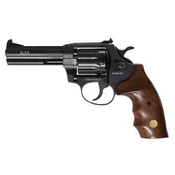 Flobert Alfa 441 black, wood, kal.4mm Randz Long