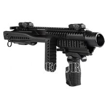 Carbine conversions KPOS G2 for Glock 17, 18,19, 22, 23, standard stock