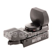 Collimator Raven Open PointSight Red/Green