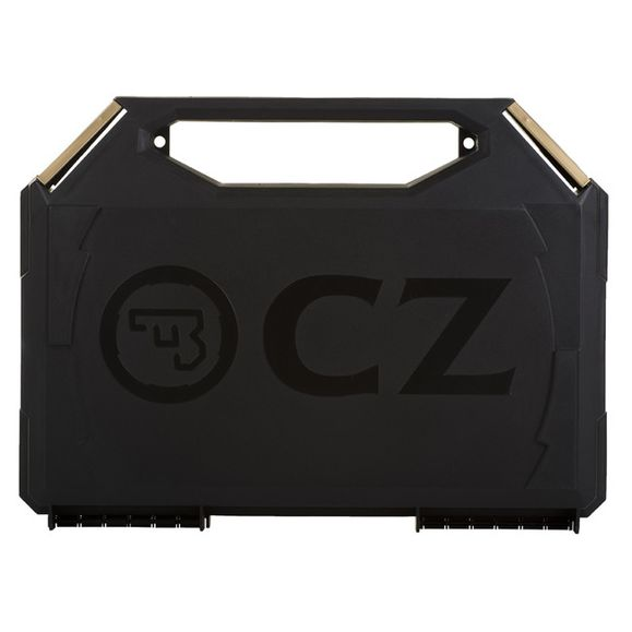 Suitcase for a long gun Scorpion EVO 3 with logo CZ