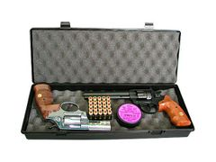Suitcase for short gun 5027 42x15,5x5cm
