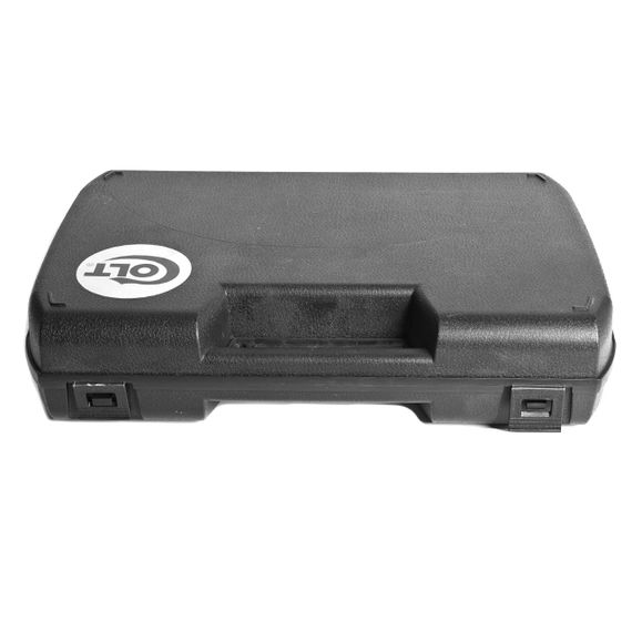 Suitcase for short gun Walther colt 1911
