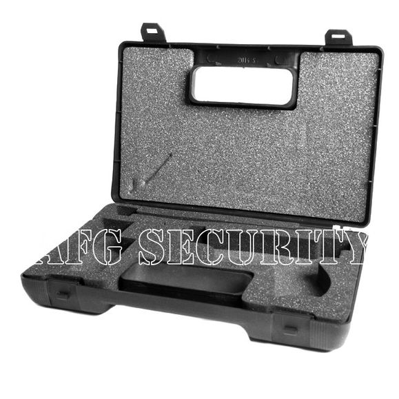 Briefcase for short firearm Walther P22Q, cal. .22 LR