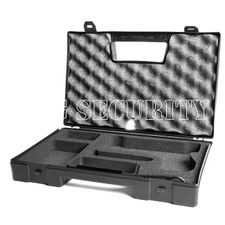 Suitcase for short gun Walther P99 AS kal. 9x19