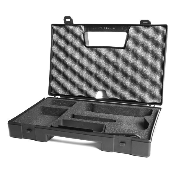Suitcase for short gun Walther P99 AS, cal. 9 x 19