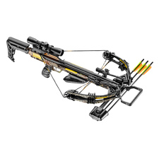 Crossbow compound Accelerator 370 + camo 185 LB