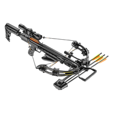 Crossbow compound Accelerator 370 + black 185 LB