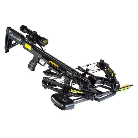 Crossbow compound Accelerator 410 +, 185 lb black