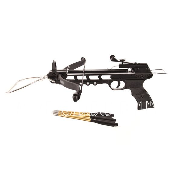 Pistol crossbow 50 lbs