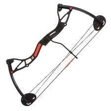 Bow compound Buster, 15 - 29 lbs, black