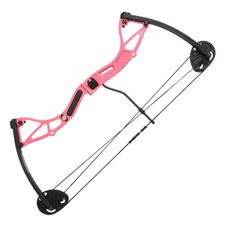Bow compound Buster, 15 - 29 lbs, pink