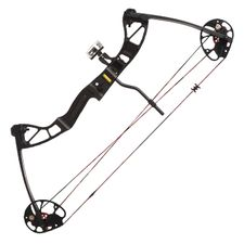 Bow compound Rex 20-65 lbs black