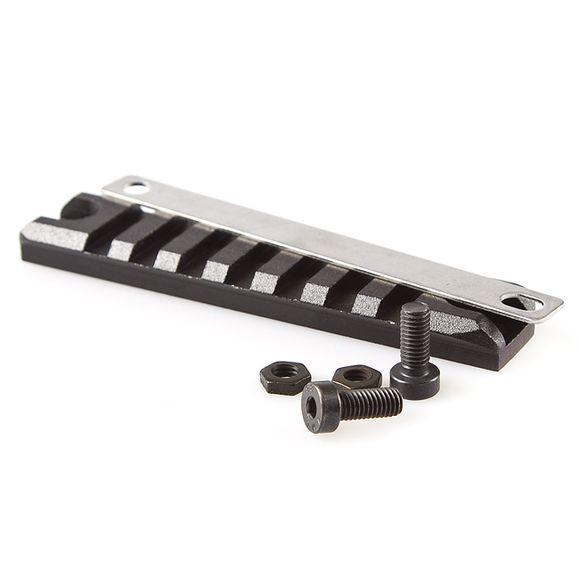 Mounting rail 22mm, length 98mm