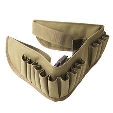 Ammunition belt pellet opened 306-1