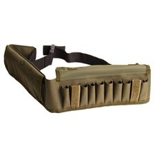 Ammunition belt pellet with flaps 306-3
