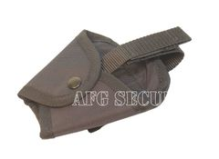 Nylon holster for Hand cuffs Ralk opened
