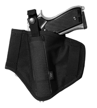 Bilateral holster for gun without magazine CZ 82/83