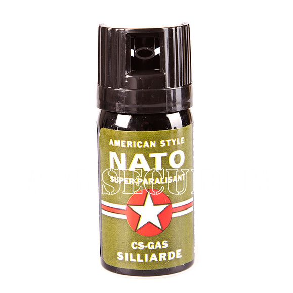 Defense spray CS NATO AMERICAN, 40 ml