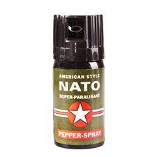 Defense spray OC NATO AMERICAN, 40 ml