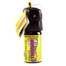 Defense spray OC TORNADO with light  40 ml