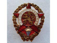 Badge Perfect Parachutist