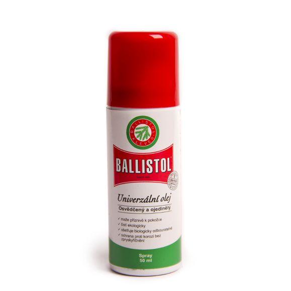 Gun oil Ballistol spray50ml