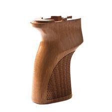 Wooden stock for submachine gun vz. 61, beech