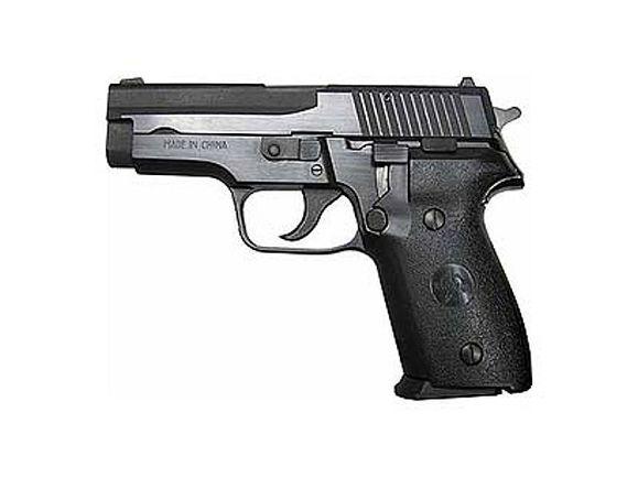 Pistol Norinco NC 228, black cal. 9mm luger
