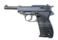 Pistol Walther P38, cal. 9 Luger
