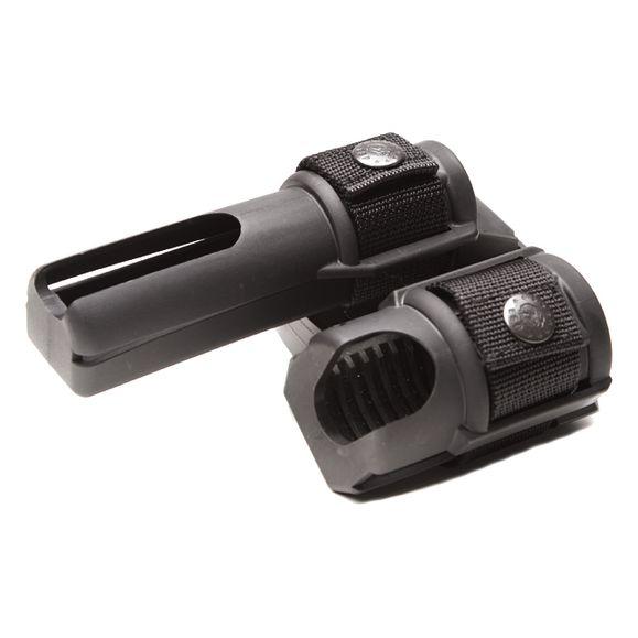 Plastic case for baton end spray double, rotary BH-SH-05