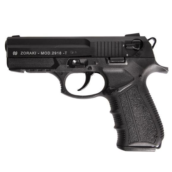 Gas pistol Atak Zoraki 2918 black, cal.9mm P.A. Knall