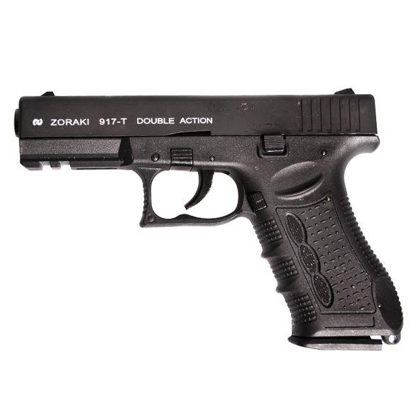 Gas pistol Atak Zoraki 917 T black, cal.9mm, P.A. Knall