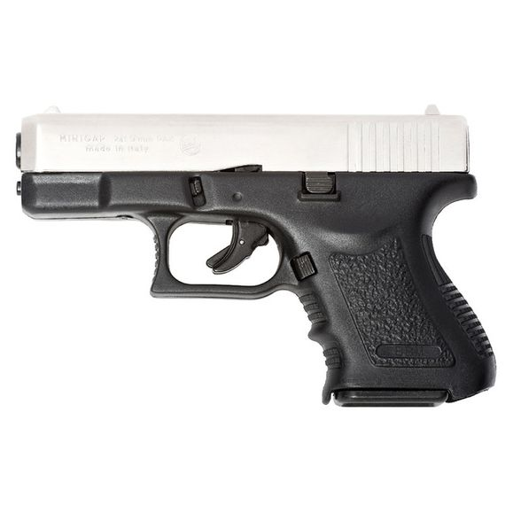 Gas pistol Bruni MiniGAP bicolor cal. 9 mm