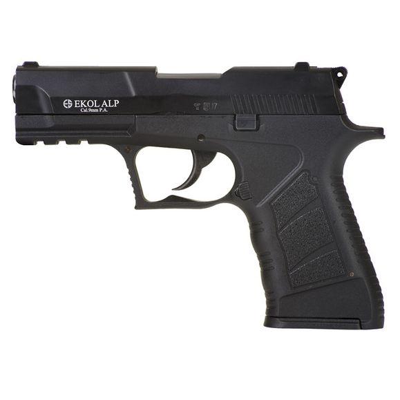 Gas pistol Ekol Alp, black cal. 9 mm