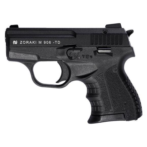 Gas Pistol Zoraki 906, black cal.9mm