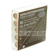 Gas cartridge OC pisol Wadie 9mm 120 mg