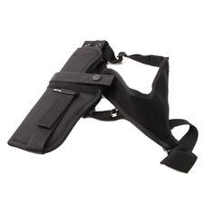 Shoulder holster for gun double-sided, vertical Dasta 215-1/O