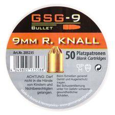 Blank cartridges GSG-9 R cal.9 mm / 50 pcs