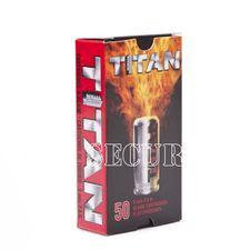 Blank cartridge Perfecta Ti 9 mm P.A.K., 50pc