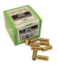 Blank cartridges pistol Sellier & Bellot 9mm 50pcs