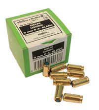 Blank cartridges pistol Sellier & Bellot 9 mm, 50 pcs