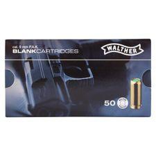 Blank cartridges pistol Umarex 9 mm, 50 pcs