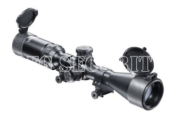 Riflescope Walther 3 - 9 x 44, Sniper