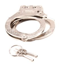Handcuffs double-stranded MFH