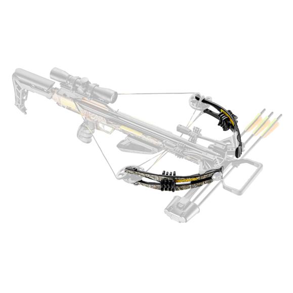 Limb Set Ek Archery for Accelerator 370 camo185 Lbs