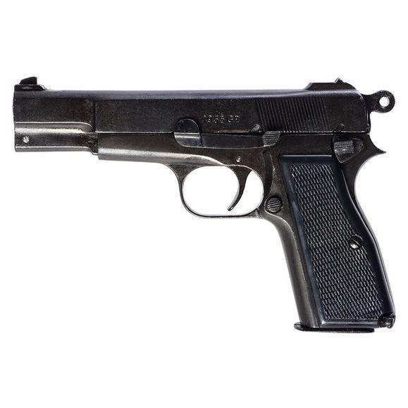Replica pistol Belgium 1935, world War II