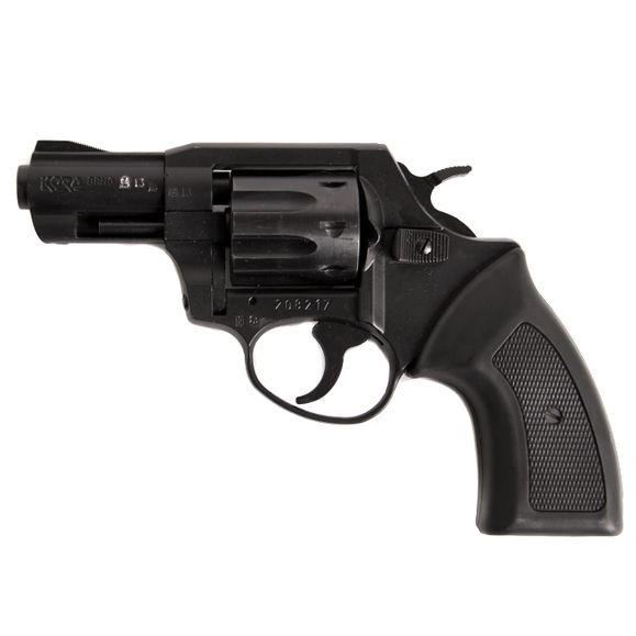 """Revolver Kora 22 LR 2.5"""", black varnish"""
