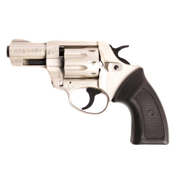 """Revolver Kora .22 LR 2.5"""", matt nickel"""