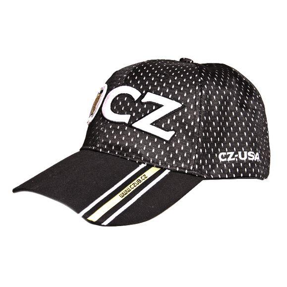Cap CZ baseball black