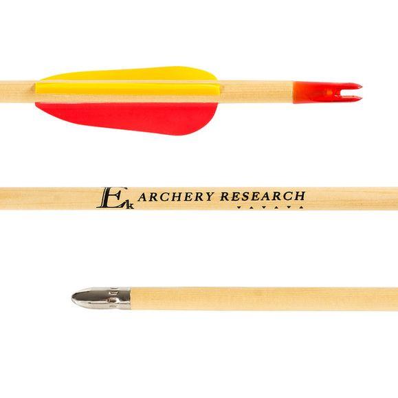 "Arrow wooden 24"" target Ek Archery 1 pc"